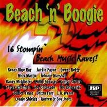 Beach'n'Boogie Vol.2, CD