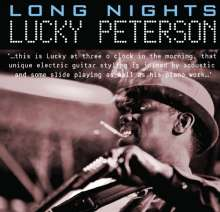 Lucky Peterson: Long Nights, CD