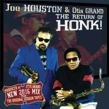 Joe Houston & Otis Grand: The Return Of Honk!, CD