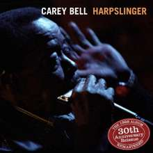Carey Bell: Harpslinger (30th-Anniversary-Edition), CD