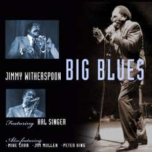 Jimmy Witherspoon: Big Blues, CD