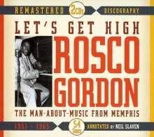 Rosco Gordon: LetÆs Get High 1951-55, CD