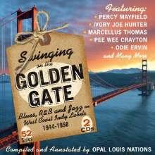 Swinging On The Golden.., CD