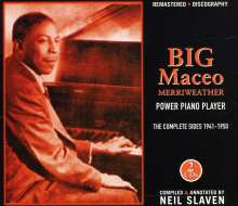 Big Maceo: Complete Sides 1941-1950, CD
