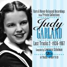 Judy Garland: Lost Tracks 2, 2 CDs