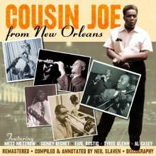 Cousin Joe: From New Orleans, 4 CDs
