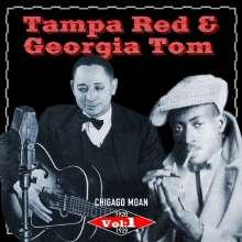 Tampa Red: Tampa Red & Georgia Tom, 4 CDs