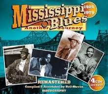 Mississippi Blues, 4 CDs
