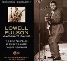 Lowell Fulson: Classic Cuts 1946-1953, 4 CDs