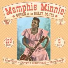 Memphis Minnie: Queen Of The Delta Blues, 5 CDs
