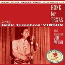 Eddie Cleanhead Vinson (1917-1988): Honk For Texas, 4 CDs