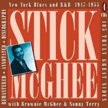 Stick McGhee: New York Blues R & B, 4 CDs