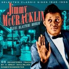 Jimmy McCracklin: Blues Blasters Boogie, 4 CDs