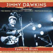 Jimmy Dawkins: Feel The Blues, CD