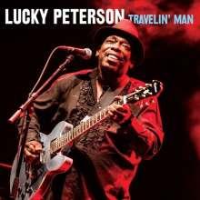 Lucky Peterson: Travelin' Man, CD