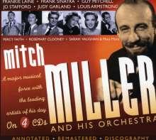 Mitch Miller/ Various: Mitch Miller & His Orch, 4 CDs