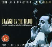Django Reinhardt (1910-1953): Django On The Radio, 5 CDs