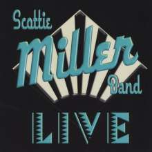 Scottie Miller Band: Live, CD