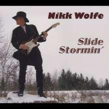 Nikk Wolfe: Slide Stormin, CD