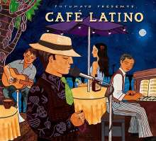 Café Latino, CD
