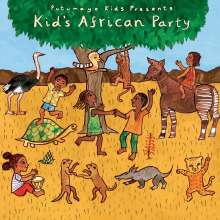 Kid's African Party, CD