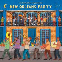 New Orleans Party, CD