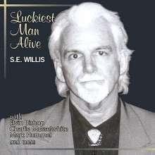 S.E. Willis: Luckiest Man Alive, CD