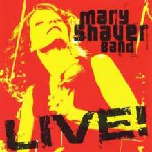 Mary Shaver: Live, CD