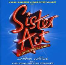 Alan Menken (geb. 1949): Filmmusik: Sister Act (Musical), CD