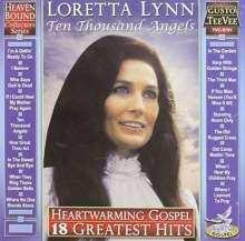 Loretta Lynn: Heartwarming Gospel: 18 Greatest Hits, CD