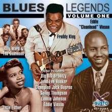 Blues Legends: Vol. 1-Blues Legends, CD