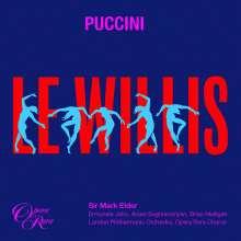 Giacomo Puccini (1858-1924): Le Villi (Original-Version 1884), CD