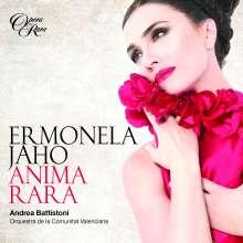 Ermolena Jaho - Anima Rara (Verismo-Arien), CD