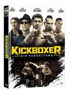Kickboxer - Die Vergeltung (Blu-ray im Mediabook), Blu-ray Disc