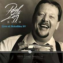 Paul DeLay (1952-2007): Live At Notodden '97, CD