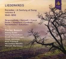 Liederkreis, CD