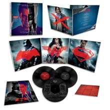 Hans Zimmer & Junkie XL: Filmmusik: Batman Vs Superman : Dawn Of Justice (O.S.T.), 3 LPs