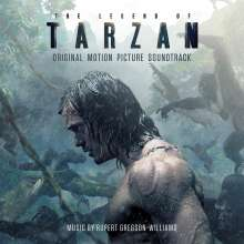 Rupert Gregson-Williams: Filmmusik: The Legend Of Tarzan, CD