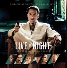 Live By Night / O.S.T.: Filmmusik: Live By Night / O.S.T., CD