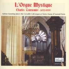 Charles Tournemire (1870-1939): L'Orgue Mystique (Auswahl), CD