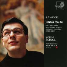 "Andreas Scholl singt Händel-Arien ""Ombra mai fu"", CD"