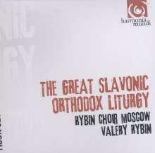 Slawisch - orthodoxe Liturgie, CD