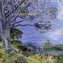 Jindrich Feld (1925-2007): Violakonzert, Super Audio CD