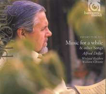 Henry Purcell (1659-1695): Music for a While, CD