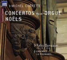 Michel Corrette (1707-1795): Orgelkonzerte op.26 Nr.1-6, CD