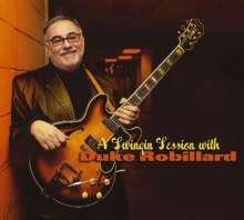 Duke Robillard: A Swingin' Session With Duke Robillard, CD