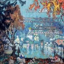 Yakov Zak in Concert, CD