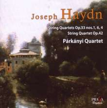 Joseph Haydn (1732-1809): Streichquartette Nr.37,40,42,43, Super Audio CD