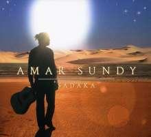 Amar Sundy: Sadaka, CD