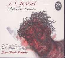 Johann Sebastian Bach (1685-1750): Matthäus-Passion BWV 244, 2 CDs